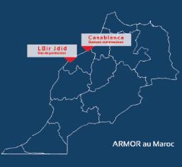 ARMOR INDUSTRIES S'ENGAGE POUR UNE CHAINE D'APPROVISIONNEMENT ETHIQUE