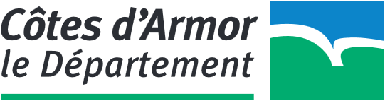 Logo Côtes d'Armor Département
