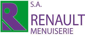 Logo Renault Menuiserie