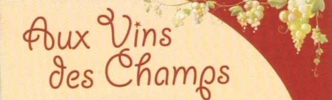 Logo Aux Vins des Champs