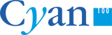 Logo Cyan 100