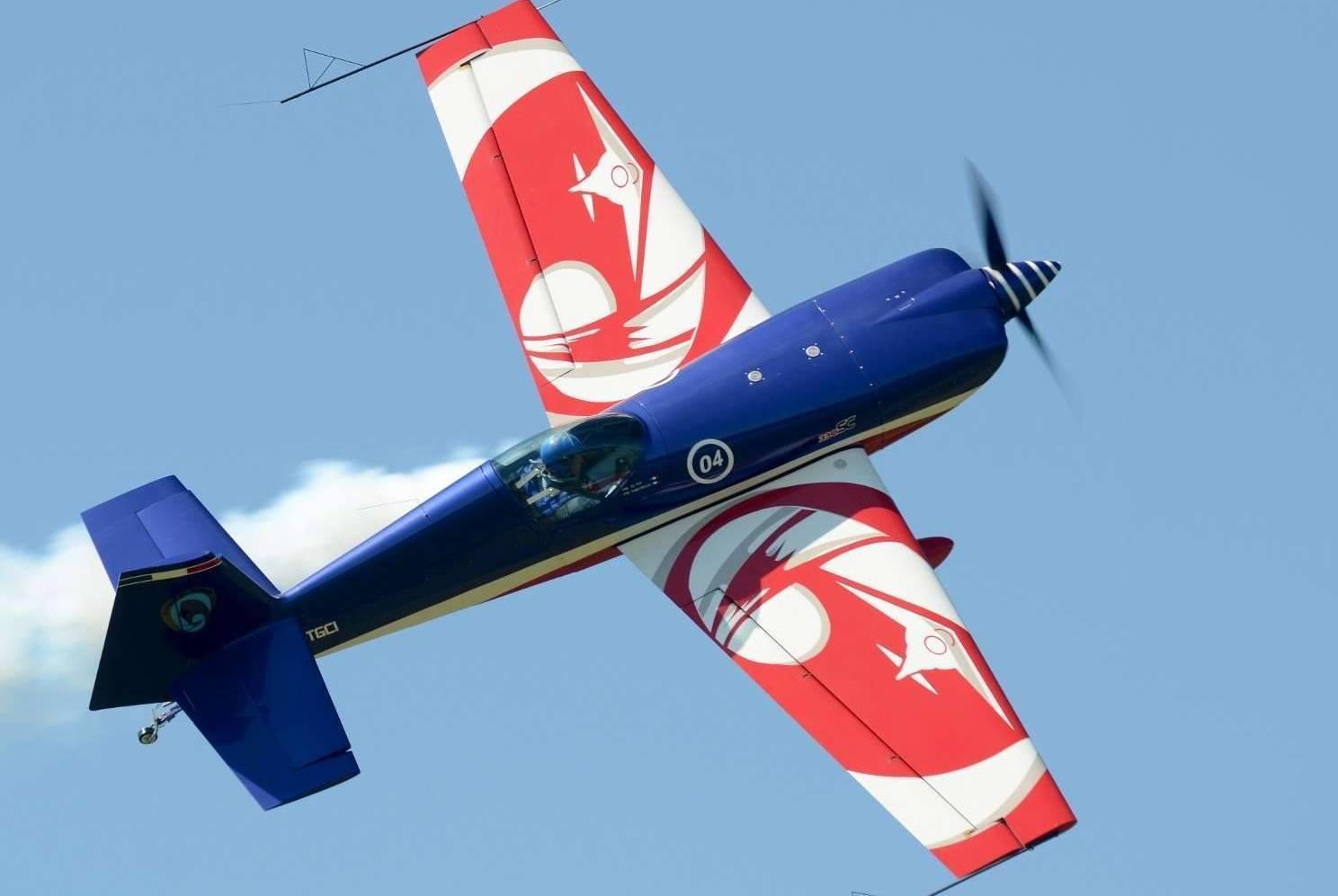 Avion Voltige Armée de l'air